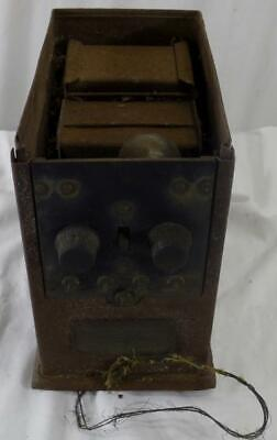 $10 • Buy Vintage Majestic Super-B Power Supply For 1920's Battery Radios ~ Barn Find