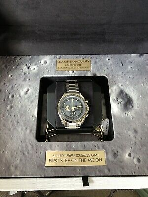 £5001 • Buy OMEGA Apollo Speed Master - Special Edition Moon Watch - Brand New In Box