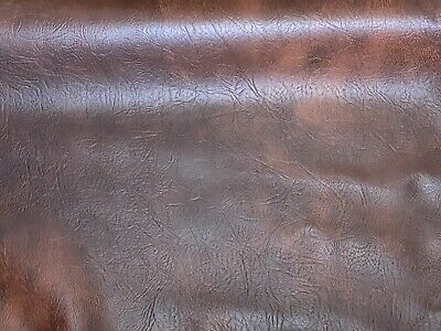 £10 • Buy Antique Brown Leather Cloth 81cms