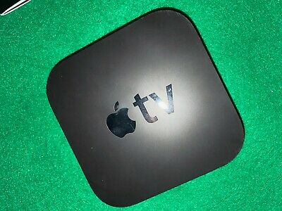 AU53.98 • Buy Apple TV (2nd Generation) Smart Media Streaming Player Model A1378 With Remote