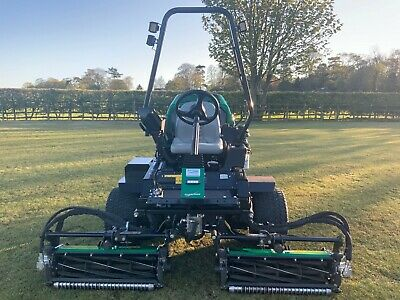 £21300 • Buy Ransomes TR320 Ride On Mower, Year 2019 - 120 Hrs