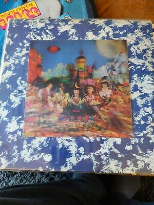£100 • Buy THE ROLLING STONES- Their Satanic Majesties Request- Vinyl LP  TXS 103 UK Excell