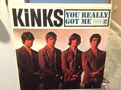 £25.20 • Buy The Kinks You Really Got Me 1970's Reprise Stereo LP NM