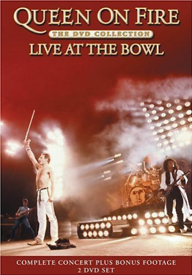 £3.97 • Buy Queen: On Fire - Live At The Bowl (DVD) (2004) Freddie Mercury
