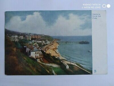 £0.50 • Buy Old Postcard, Ventnor From The Park