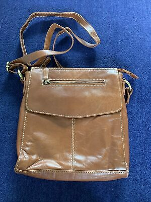 £12 • Buy Brand New Real Leather Clarks Tan Cross Body Bag