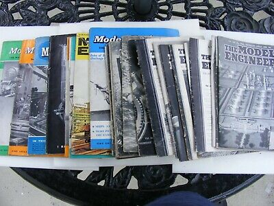 £14.95 • Buy JOB LOT THE MODEL ENGINEER MAGAZINE - 1950's Onwards (x 25 Issues)