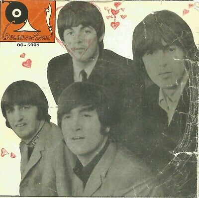 £57.53 • Buy BEATLES - Please Please Me/From Me To You Mega Impossibly Rare IRANIAN 60s Ps EP
