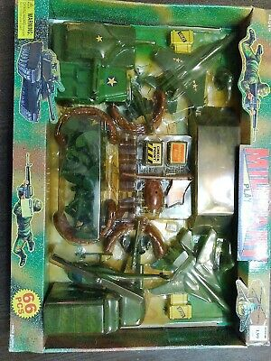 $15 • Buy Military Play Set 66 Pieces Brand New & Sealed