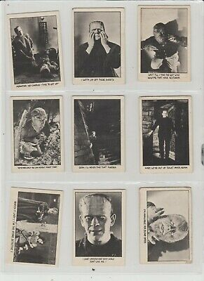 £39.99 • Buy You'll Die Laughing B&W  A&BC GUM CARDS Full Set Of 66 Cards