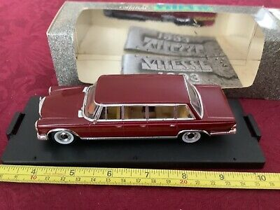 £12 • Buy Vitesse Diecast , Mercedes 600 Pullman , With Box . 1.43 Scale