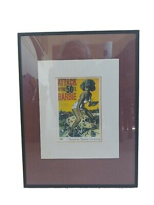 £14.38 • Buy Attack Of The 50 Ft. Barbie Poster Print Vintage Science Fiction