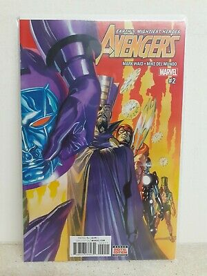 £3.20 • Buy Marvel Comics - The Avengers Earth's Mightiest Heroes No 2 KANG Cover