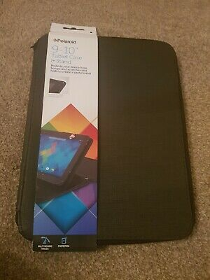 £1 • Buy Universal 9-10'' Tablet Case And Stand - Brand New