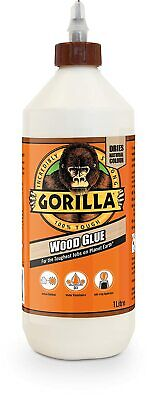 £10 • Buy Gorilla  Wood Glue 1 Litre Bottles CHEAPEST ON EBAY AND YOU WILL NOT GET CHEAPER