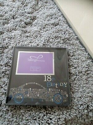 £3 • Buy 18th Birthday Picture Frame