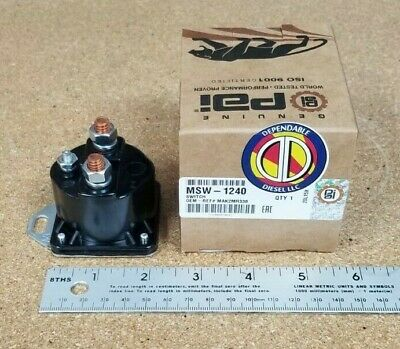 $20 • Buy 3 Pole Relay Switch PAI P/N MSW-1240 Ref. P/N Mack 2MR338 2MR338A 25163412