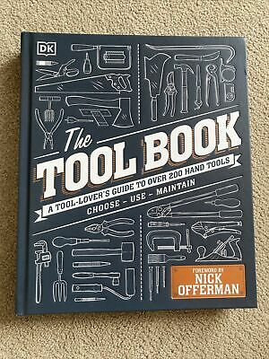 £6.49 • Buy The Tool Book: A Tool-Lover's Guide To Over 200 Hand Tools By Phil Davy, Matthew