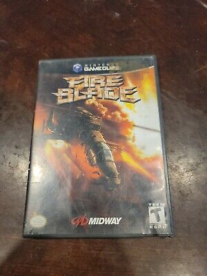£4.69 • Buy Fire Blade Nintendo GameCube, 2003 Complete Game W/ Case And Manual
