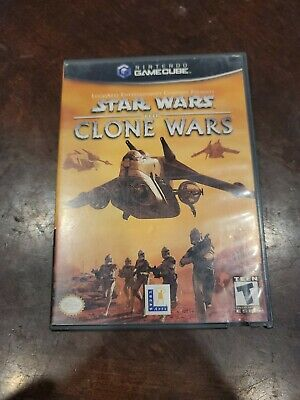 £2.88 • Buy Star Wars The Clone Wars (Nintendo Gamecube, 2005) Case And Manual Only, No Disc