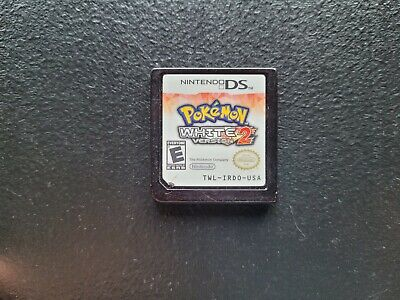 $99.99 • Buy Pokemon White 2 - Working  Authentic Cartridge ONLY