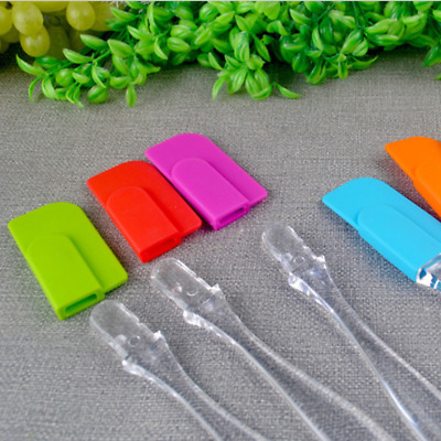 £12.19 • Buy Spatula Non-Scratch Silicone Cooking Baking Pastry Scrapper Mixing Spoon 7pcs