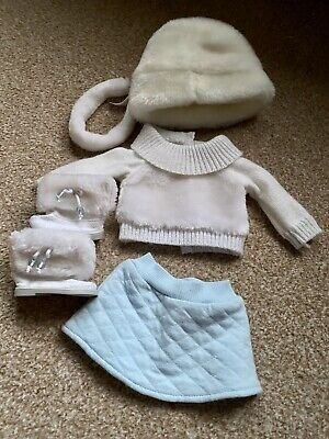 £15 • Buy American Girl Doll Winter Outfit And Boots