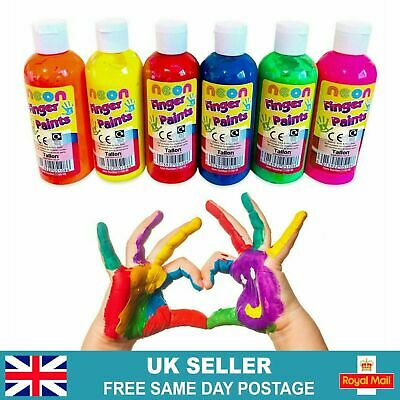 £11.50 • Buy Kids Craft Paint Sets   Children Art & Craft Painting   Non-Toxic Fun Colours