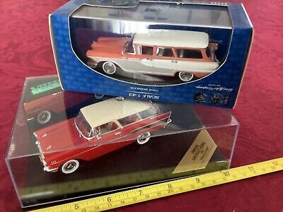 £10.50 • Buy Job Lot , 2 Diecast USA Cars , Vitesse , Licensed By Ford , 1.43 Scale