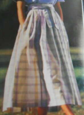 £20 • Buy  Clothkits Vintage Kit (new) Adult Pleated Skirt 16-18 (cut-out-ready-to-sew)