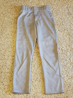 $20 • Buy New In Package Majestic Authentic MLB Men's Baseball Pants Gray Size Small