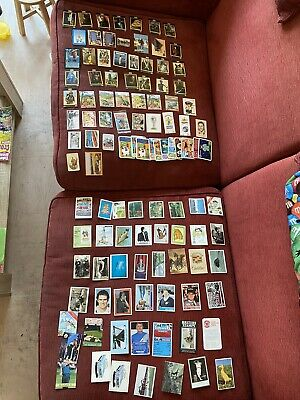 £0.99 • Buy Joblot Of Approx 100 Trade/Gum Cards - Including A&BC/John West/Kelloggs Etc