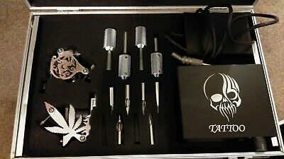£30 • Buy Tattoo Kit By Fly Dragon Supplies Professional Tattoo Machines - Beginners.