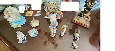 £4.32 • Buy Calico Kittens Collectable Figurine Collection Of Un Named Large Pieces