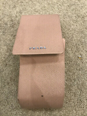 £8 • Buy Prada Lught Pink Glasses Case With Cloth