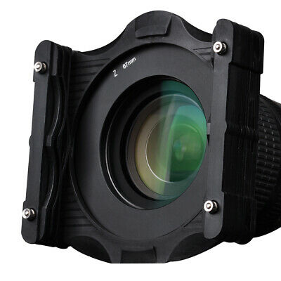 £12.99 • Buy Zomei Square Filter Holder+67mm Adapter Ring For Cokin Z System 4  X 4 /4  X 6