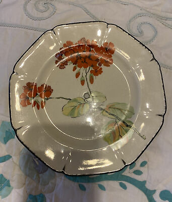 £1.50 • Buy Art Deco Cake Stand Plate By Coronet Ware Parrot & Co