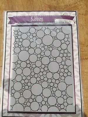 £3.20 • Buy Creative Expressions Bubbles Rubber Stamp