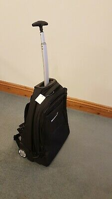 £25 • Buy Brand New Luggage Backpack With 2 Wheels - Black
