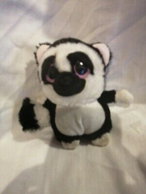 £1.99 • Buy Small Plush Lemur Toy With Cute Stripy Tail 6  (? Podlings From Keel Toys)