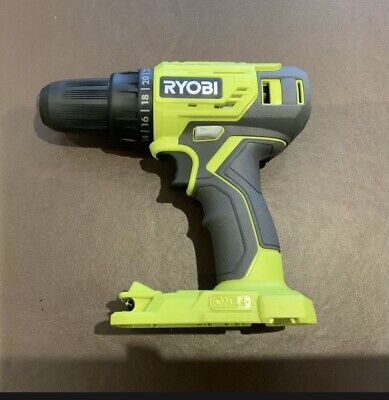 £10.50 • Buy Ryobi ONE+ 18V 2-Speed Cordless Drill/Driver P215 Brand New (bare Tool Only)