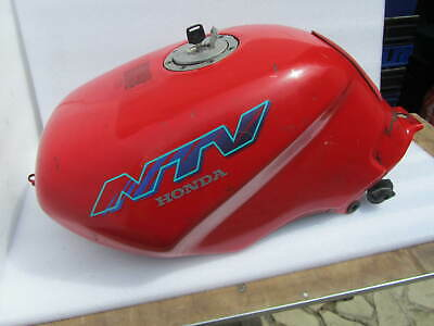£25 • Buy NTV 650 Revere 1994 Fuel Tank RC33 Bought To Convert To Bros Hawk C/w Filler/key