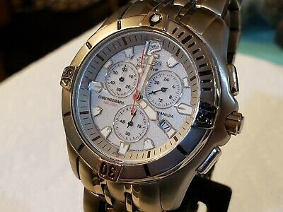 $1 • Buy Citizen AT0100-51A MENS TITANIUM ECO-Drive Watch Great Condition!! See Pics!