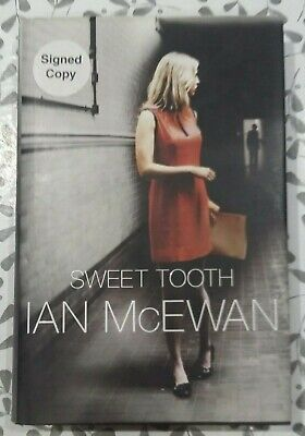 £20 • Buy Sweet Tooth, Ian McEwan, Signed HB With Dust Jacket, Jonathan Cape 2012 1st/1st