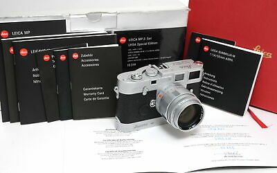 £40938.18 • Buy Leica MP3 Edition Of The Classic Leica MP For LHSA 2005 Boxed 10319