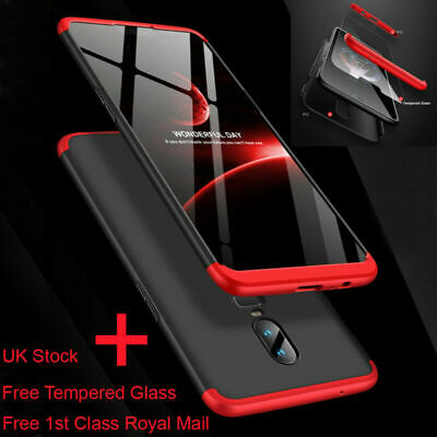 AU6.58 • Buy 360° Full Body Cover Protective Case Shockproof For Oneplus 6 6T 7 7 Pro 8 Nord