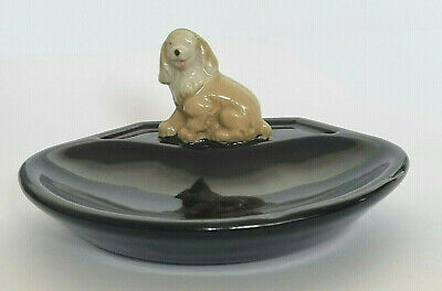 £8.99 • Buy WADE 1980s WHIMSIE-LAND PUPPY WHIMTRAY Whimsie Land Derivatives 1987 ~ Excellent