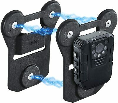 £58.75 • Buy Body Camera Magnetic Mount Universal Strong Suction Mount Holder Stick To Cloth