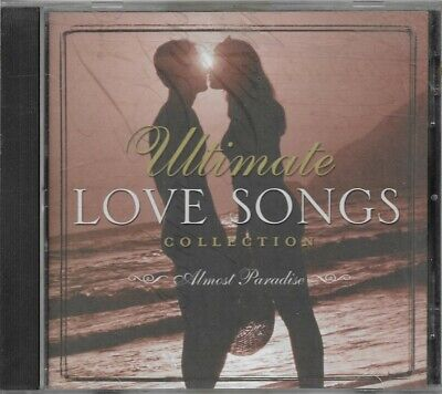 £5.75 • Buy TIME-LIFE Ultimate Love Songs Collection: Almost Paradise CD (18 Tracks) Toto