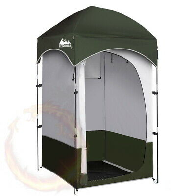 AU62.02 • Buy Weisshorn Shower Tent Outdoor Camping Portable Changing Room Toilet Ensuite